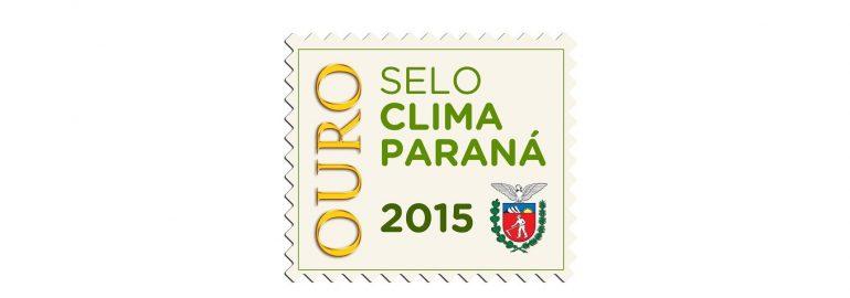 Selo Clima Paraná